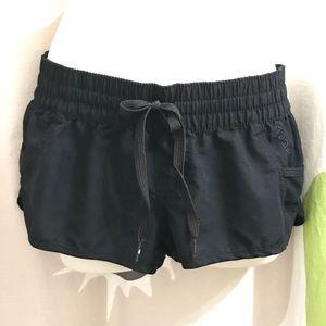 Rip Curl Short Shorts, Small, Black